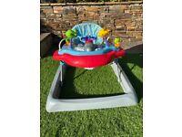 Mothercare baby walker / exerciser