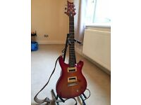 PRS Custom SE - Electric Guitar (with bag)