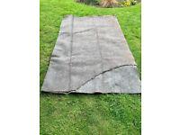 Carpet underlay - heavy duty