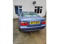 Mercedes clk 320 for sale or part ex