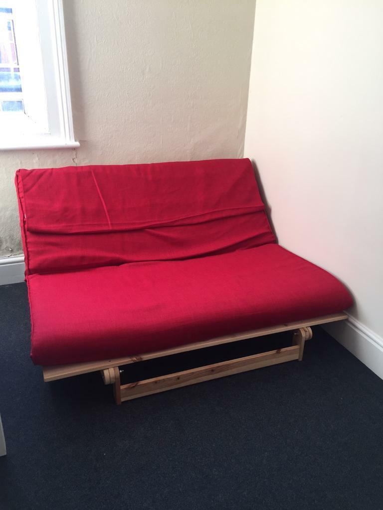 Incredible Futon Sofa Bed In Cheltenham Gloucestershire Gumtree Machost Co Dining Chair Design Ideas Machostcouk