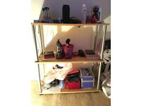 Pine shelves, beautiful and cheap!! NEED GONE ASAP!!!!