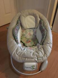 Baby seat- Ingenuity Comfort and Harmony Bouncer
