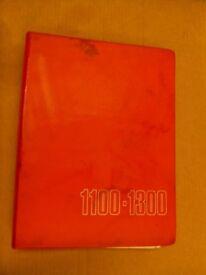 Original BL 1100-1300 workshop manual