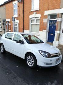 Vauxhall astra 1.7 diesel 5door Hatch