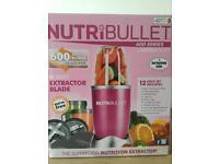 Nutribullet Pink 600w