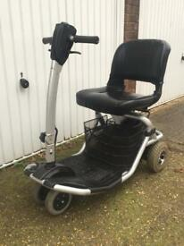 Liteway twin Portable mobility scooter with 3 Months Warranty