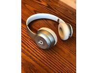 Beats Solo3 Wireless headphones - Silver