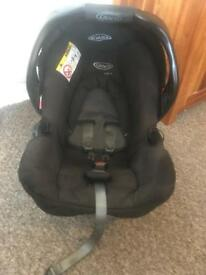 Graco 0+ car seat