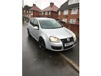 Vw Golf 1.9 TDI Sports 6 Speed, Low Miles, 2005, Private Plate, Cheap !!!! £1995 Ono