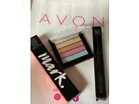 Avon makeup set free postage