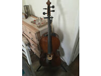 Stentor 2 Student Cello full size 4/4 (+case, bow, optional stand + accesories) EXCELLENT CONDITION!
