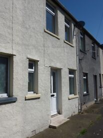 Wigton. Two bed terrace house. Unfurnished. Recent refurbishment.