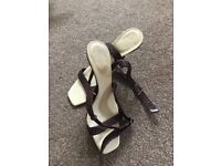 Gucci size 6 1/2 Sandals