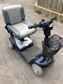 Car boot mobility scooter pneumatic Tyers