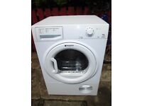 CONDENSER DRYER 7.5 KG HOTPOINT IN NEW CONDITION, WORKING PERFECT
