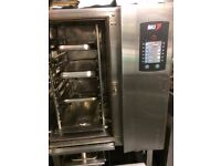 BKI Rational Style programmable steam and convection oven
