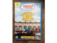 Thomas & Friends - Little Engines Big Days Out DVD