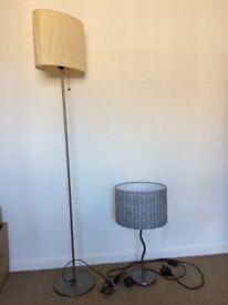 IKEA - Floor & Table Lamps