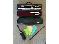 Yamaha Flute 211S - Stand & Music Bundle - Good Condition - WAS £400 NOW £375