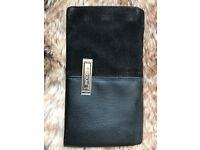 black river island panel foldover purse