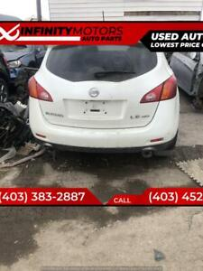 2009 NISSAN MURANO FOR PARTS PARTING OUT CARS CAR PARTS