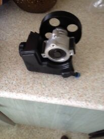 Power steering pump pug 206 1.1