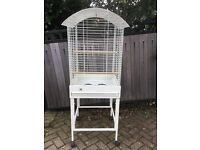 Parrot Cage on Stand For Sale