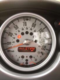 Mini Cooper 1.6 petrol