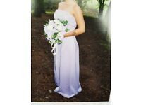 Bridesmaid/prom dress size S