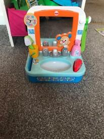 Fisher Price Laugh & Learn Lets Get Ready Sink