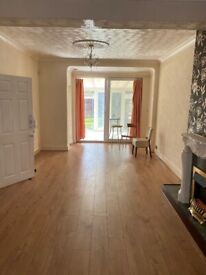 Spacious 3 bed house in Southpark drive part dss welcome