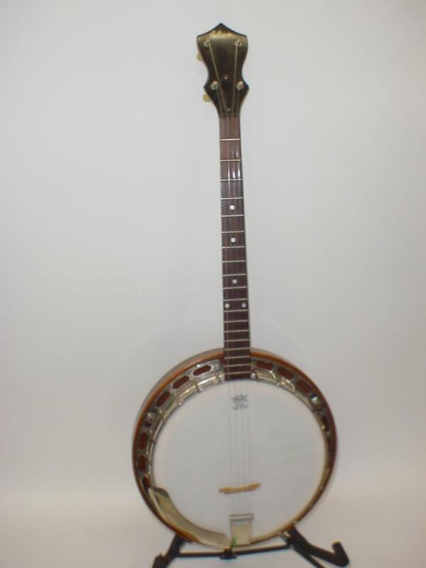 Gibson TB00 4-String Tenor Banjo - Vintage