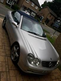 Mercedes CLK 2003 EXCELLENT CONDITION
