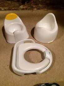 Toilet training kit