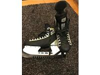 Reebok Men's Ice Hockey Boots - Size 10 - COLLECT FROM WHITELEY - HARDLY WORN