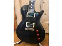 2016 PRS SE Bernie Marsden Guitar - Limited Edition - Grey Black