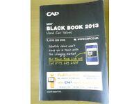 SUIT COLLECTOR-cap black book price guide nov 2014 in excellent condition