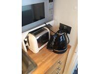 Dualit 2 Slice Toaster - Canvas White