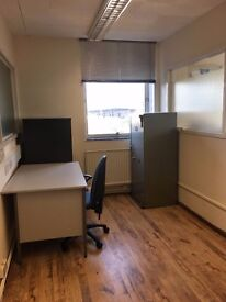 Offices to rent from £150.00 + VAT - Available immediately -