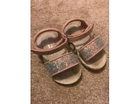 Girls toddler sandles
