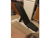 Heavy Duty Adjustable Workout Bench