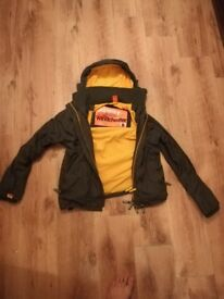 Superdry professional windcheater small.