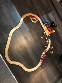 Disney Mickey Mouse Clubhouse Brio trainset train track £25
