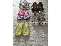 Girls shoes c4