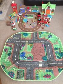 Happyland full toy set