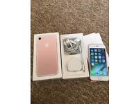 iPhone 7 32gb Vodafone 2 months old