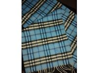 Burberry London scarf