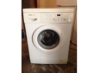 Digital BOSCH Exxcel 1400 Washing Machine (Fully Working & 4 Month Warranty)