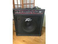 Peavey TNT 115 Bass Amplifier 200W